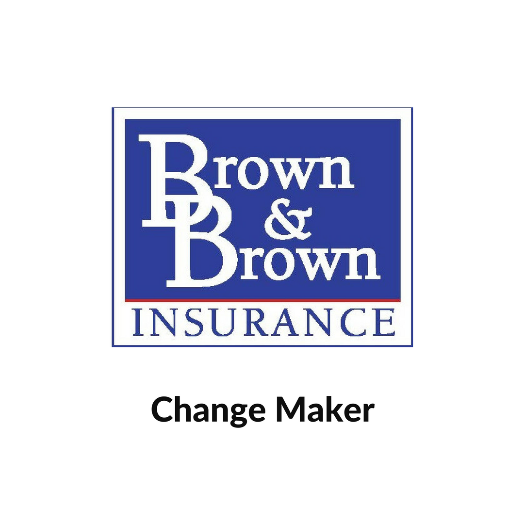 Brown & Brown Change Maker Sponsor