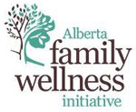 Alberta Family Wellness Initiative logo