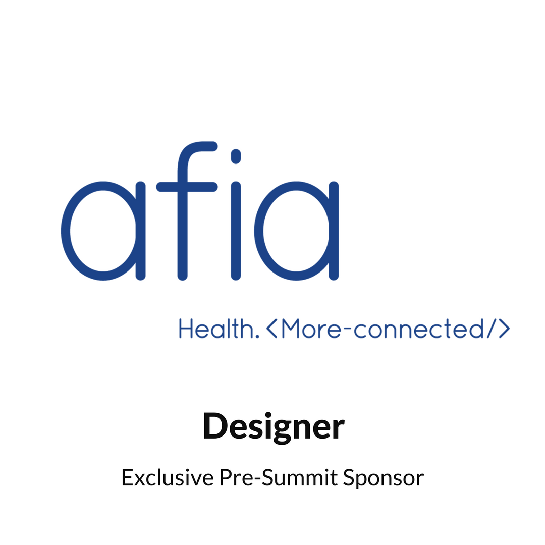 Afia Presummit Sponsor