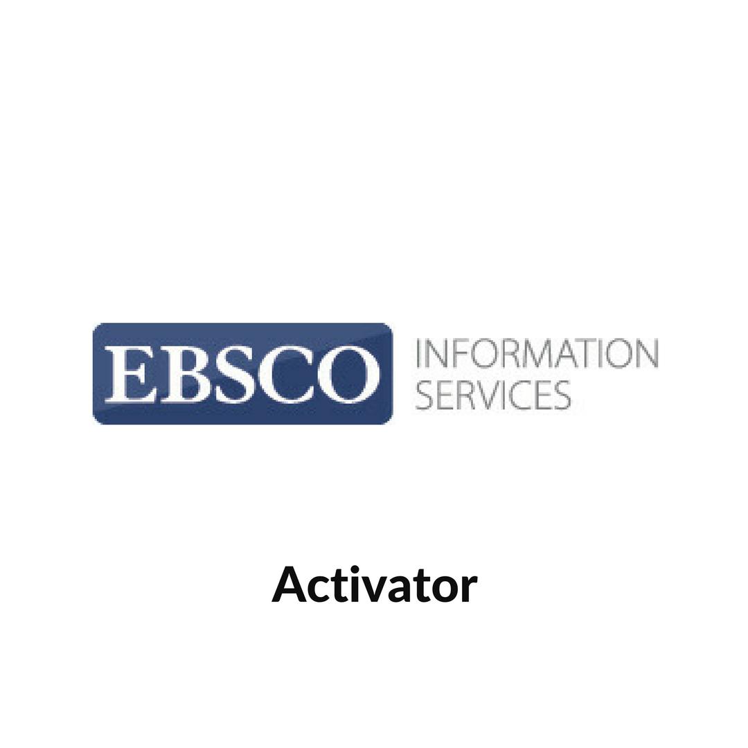 Ebsco Activator