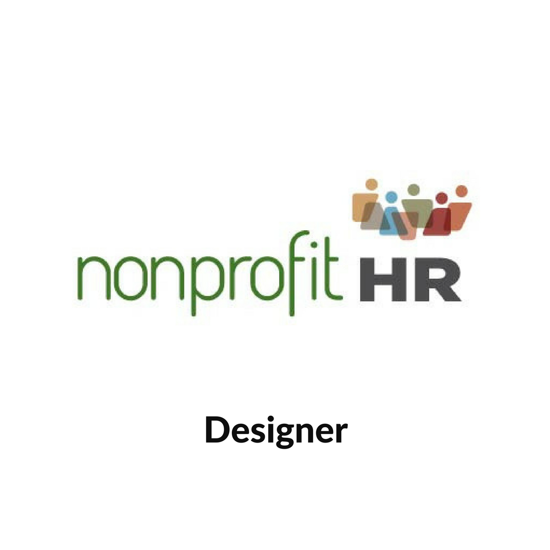 Nonprofit HR Designer Sponsor