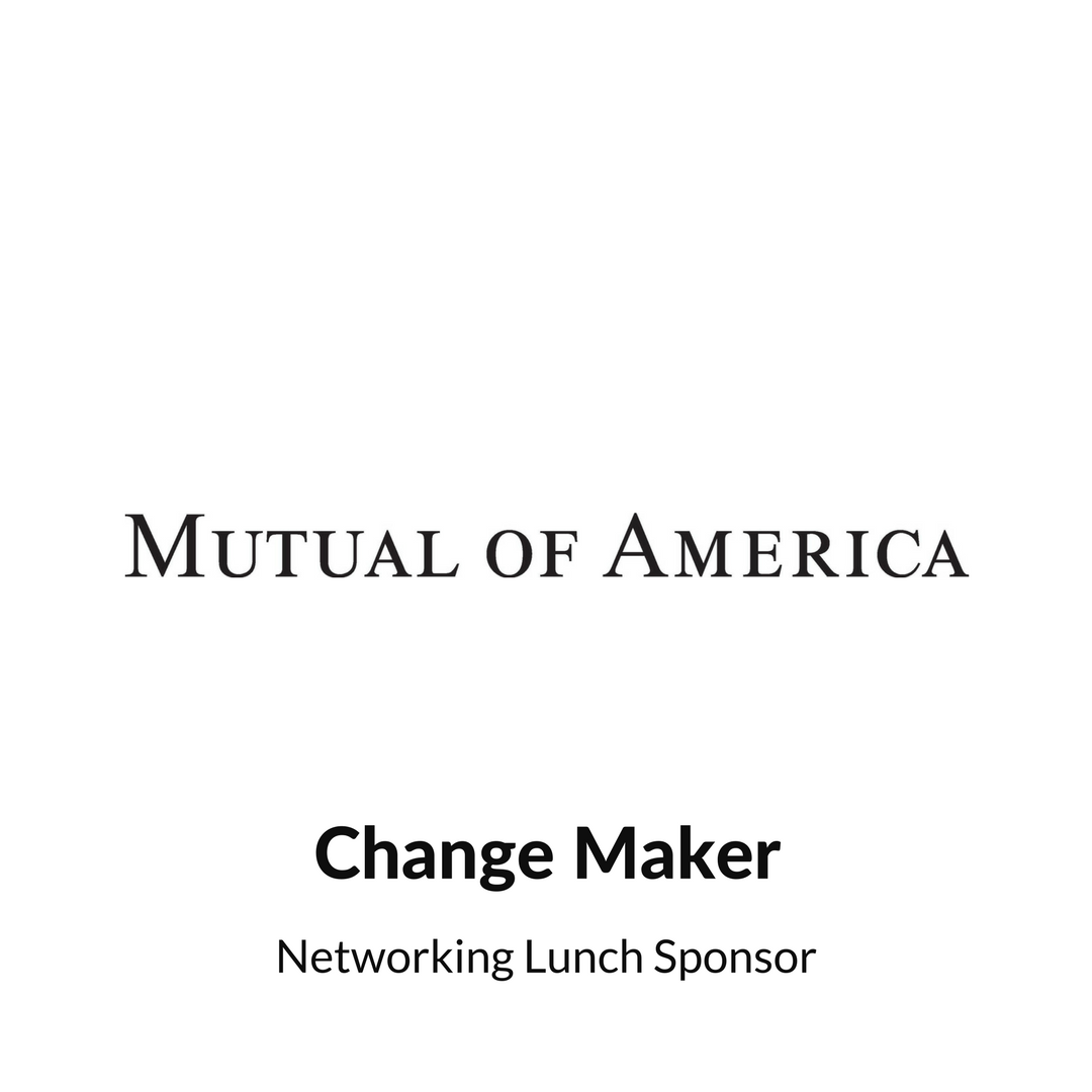 Mutual of America Networking Lunch Sponsor